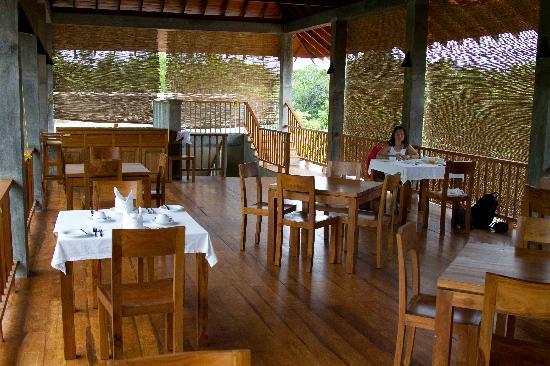 Wild Grass Nature Resort: Restaurant