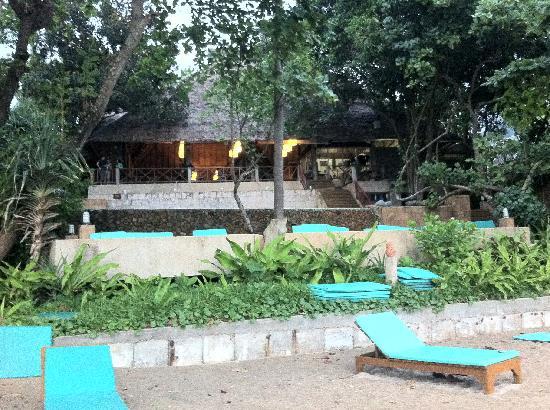 Narima Bungalow Resort: Restaurant