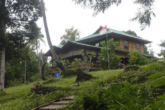 Bunaken SeaGarden Resort: The restaurant 1