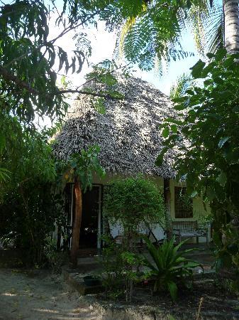 Upepo Boutique Beach Bungalows: garden bungalow