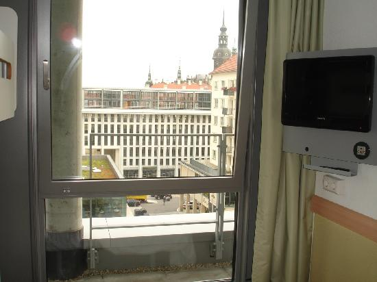 Ibis Budget Dresden City: View
