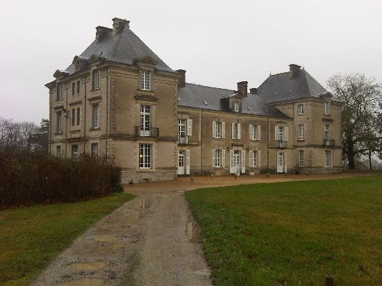 Chateau de Cop Choux : CHATEAU SOUS LA PLUIE 01012012