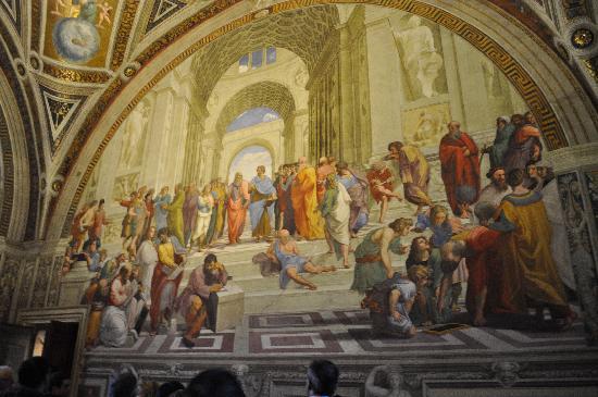 Plafond Chapelle Sixtine Photo De Les Secrets De Rome Rome