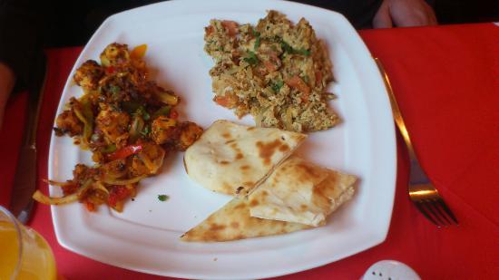 Tandoori Masala : Brunch number 1 - delicious