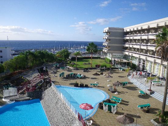 Aguamarina Piscine Vue De La Chambre Picture Of Aguamarina Golf Hotel Golf Del Sur Tripadvisor