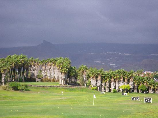 Golf del Sur - Tenerife: Golf del sur practise