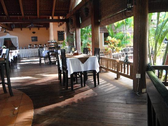 Angkoriana Hotel: Restaurant