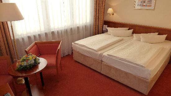 Comfort Hotel Weißensee: Businesszimmer
