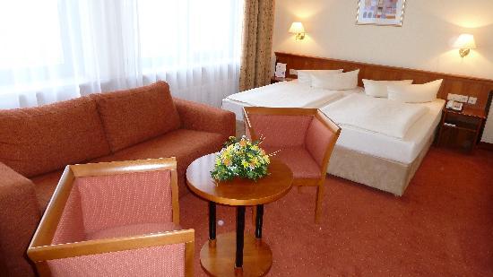 Comfort Hotel Weißensee: Familienzimmer