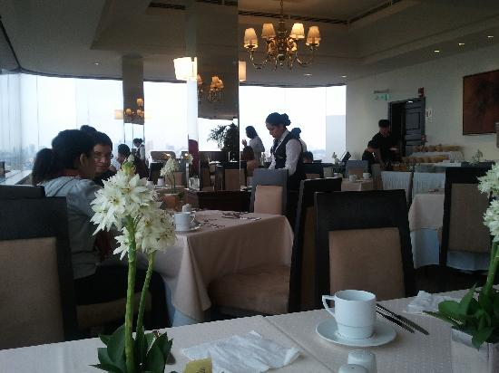 Hotel Estelar Miraflores: Breakfast Buffet