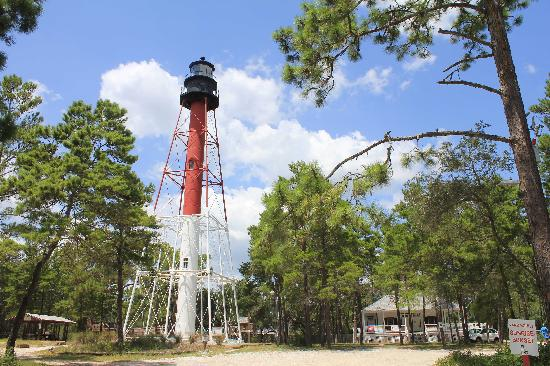 Carrabelle Beach, an RVC Outdoor Destination: Crooked River Lighthouse and park