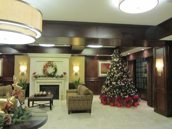 Ayres Hotel & Spa Moreno Valley: Lobby