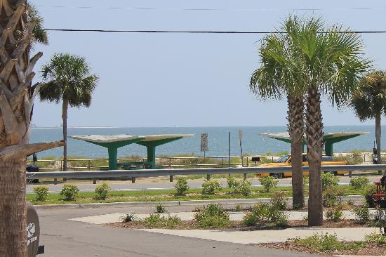 Carrabelle Beach, an RVC Outdoor Destination: View from Carrabelle Beach