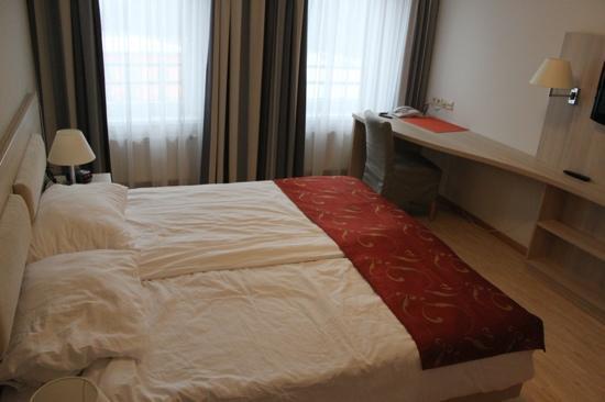 Rosen Hotel Europahaus: Room