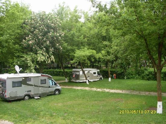 Pap-sziget Camping : A quiet place with bird songs