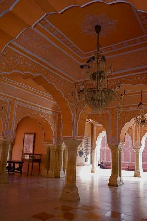 Hotel Bani Park Palace: City Palace
