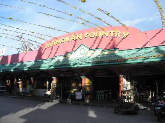 Nena's Beth at Manokan Country : manokan country!