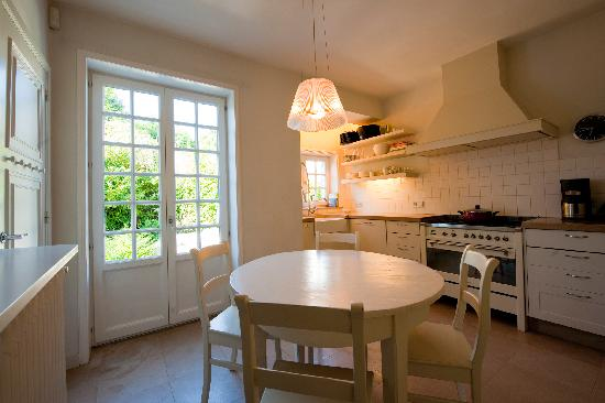 Oud Arenberg B&B : The kitchen where your breakfast is prepared