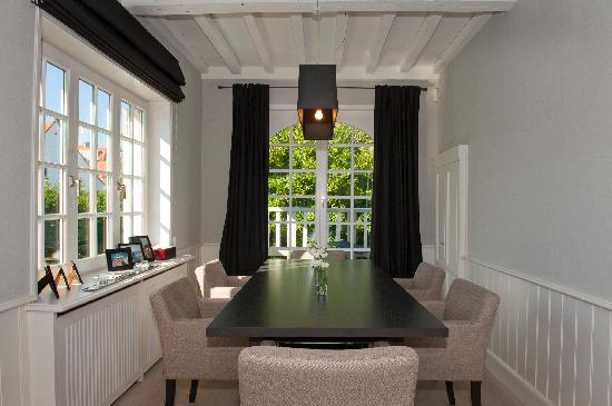 Oud Arenberg B&B : The breakfast space