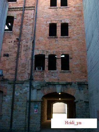 Civico Museo della Risiera di San Sabba: Trieste.entrata alla risiera