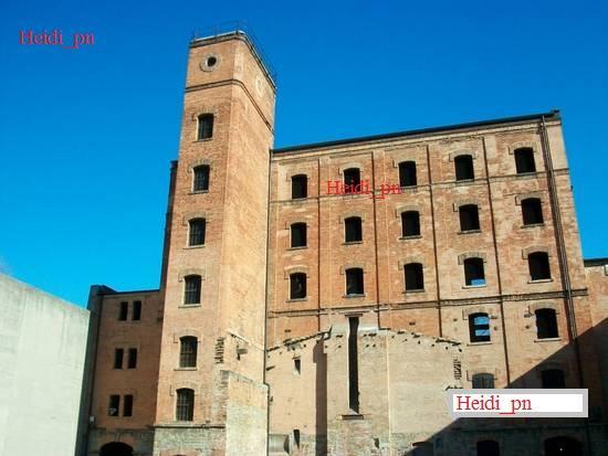 Civico Museo della Risiera di San Sabba: Trieste_particolare