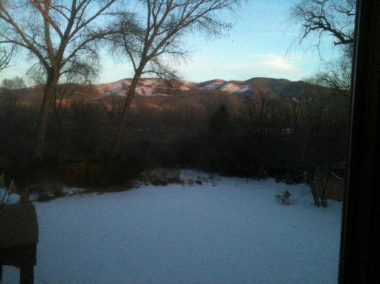 Hacienda del Sol: view