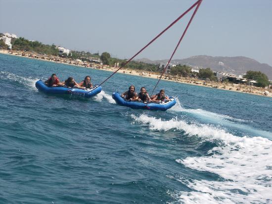 3 Brothers Hotel: Sport aquatique...