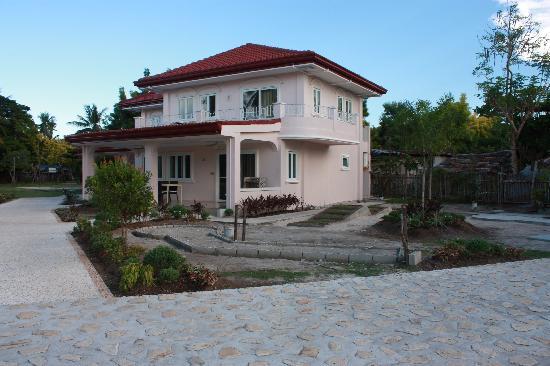 Sagastrand Beach Resort : The two houses