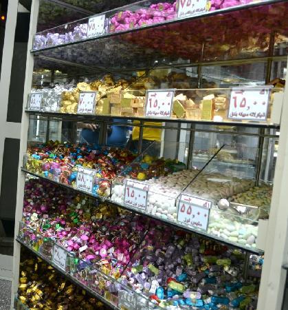 El Abd Bakery : Candies too!