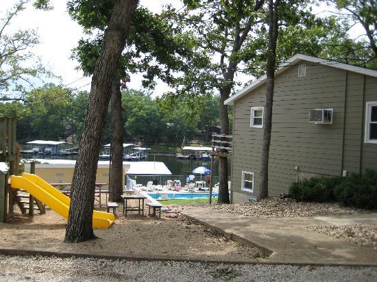 Point Randall Resort: Swimming Pool