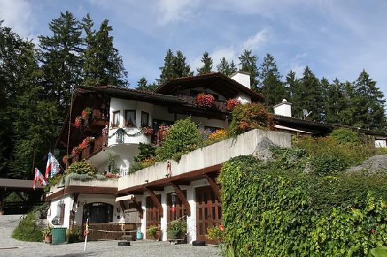 Landhaus Zum Jeremia : Das Haus