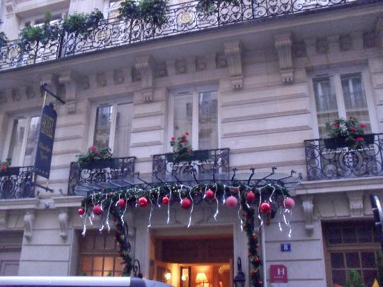 샹비쥬 엘리제 호텔 사진