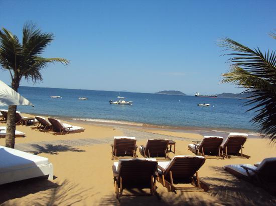 DPNY Beach Hotel & Spa: Beach
