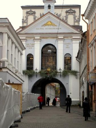 Vilnius City Hotel: Historic Vilnius