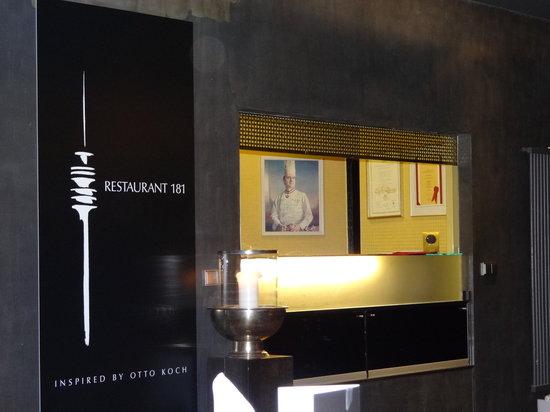 Restaurant 181: Inside the Restaurant
