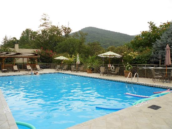 Pool Picture Of Holiday Inn Asheville Biltmore East Asheville Tripadvisor