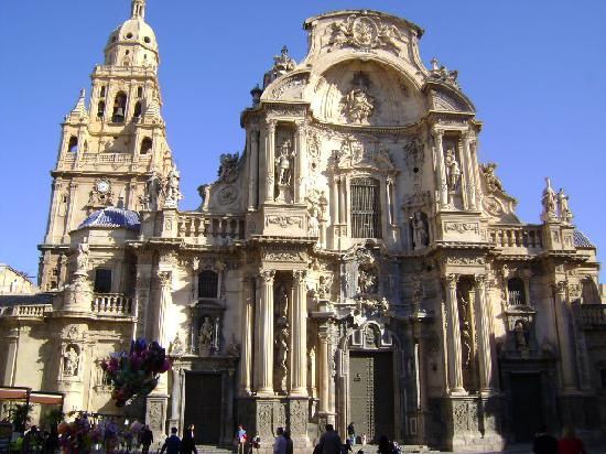 Cathedral de Santa Maria: Catedral de Santa María, Murcia.