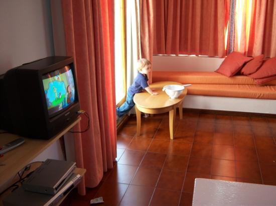 Apartamentos Los Molinos: sitting area