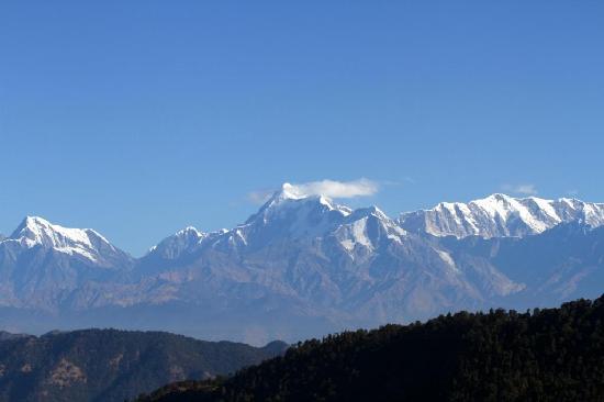 Dunagiri Retreat: The Himalayas