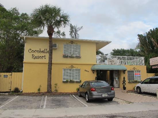 Cocobelle Resort: Cocobelle Front