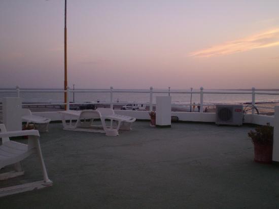 Mirador de Golfo : TERRAZA X LA TARDE