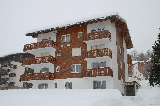 Apartments Alpenfirn: Alpenfirn