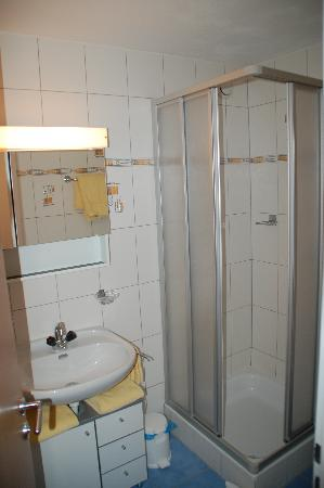 Apartments Alpenfirn: Shower room