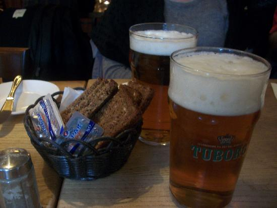 Nyhavns Hereford House: apéritif