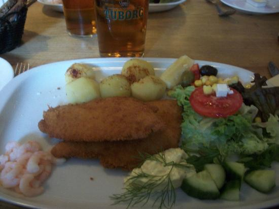 Nyhavns Hereford House: Fiskfilet