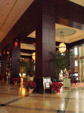 Lancaster Marriott at Penn Square: LOBBY