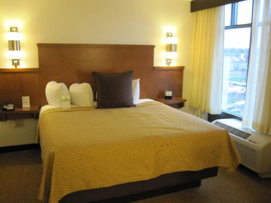 Hyatt Place Columbus/OSU: King Sized Bed