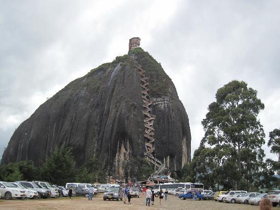 Piedra del Peñol: La Piedra de Penol