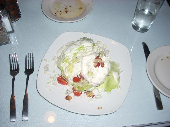 Gheppetto's Grill: The Wedge Salad at Gheppetto's