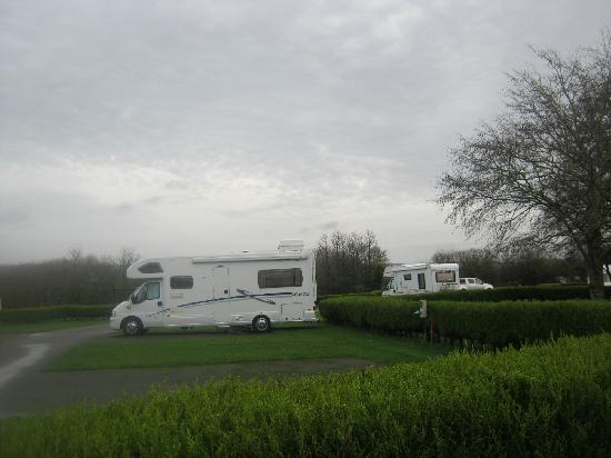 Budemeadows Touring Park: other campers